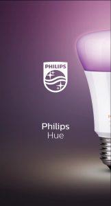 Philips hue installeren - hue app