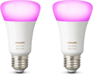 Hue white en color lampen kopen