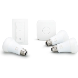 Philips Hue E27 Color Ambiance Starter Pack