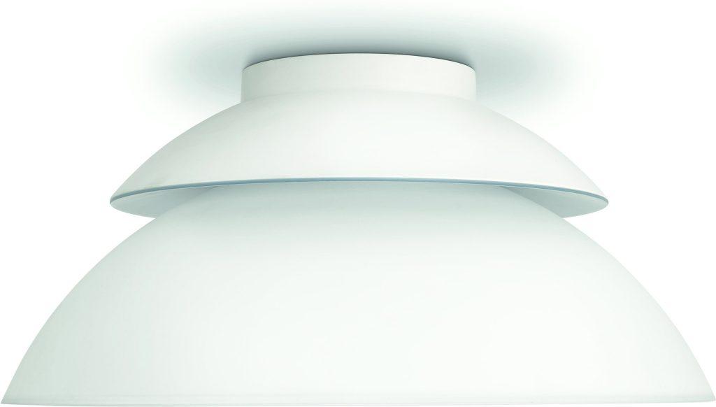 philips hue beyond plafondlamp met 2 ingebouwde led lampen