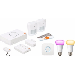alarmsysteem koppelen met Philips voor beter beveiliging van je huis