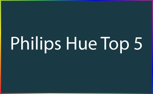 philips hue lampen top 5