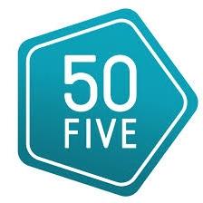 webshop 50five logo