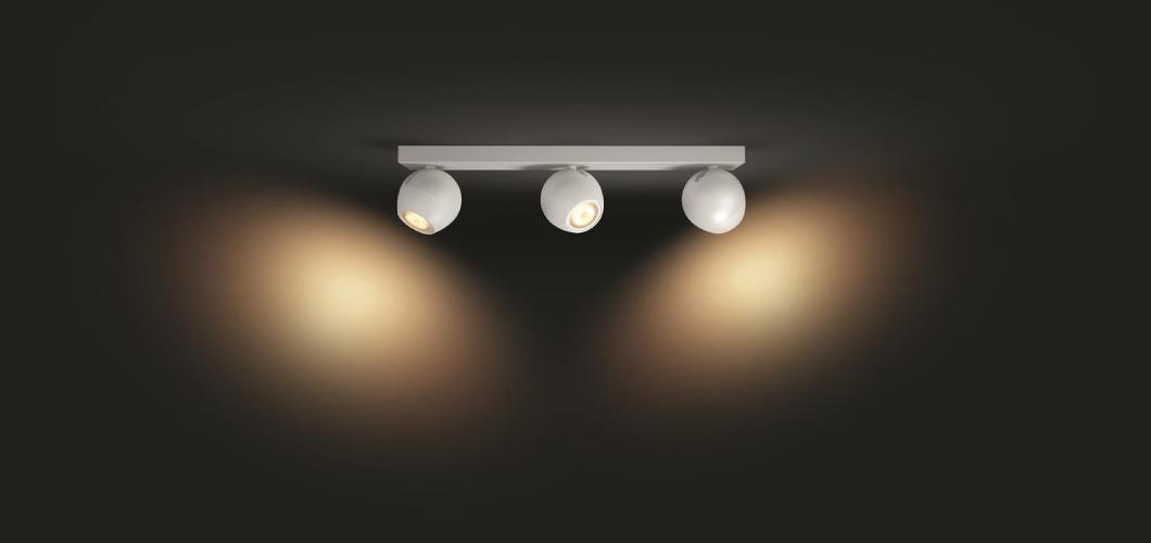 Buckram spotjes voor aan de muur of plafond