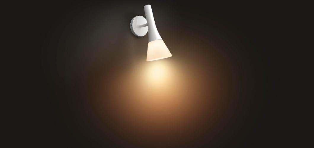 Deze serie bestaat uit 4 smartlampen