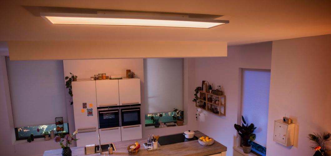 Hue aurelle productlijn bestaat uit 4 lampen