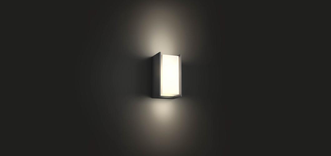De turaco bestaat uit 3 Philips Hue lampen