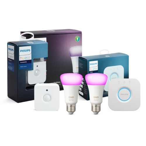 gratis Philips Hue pakket essent