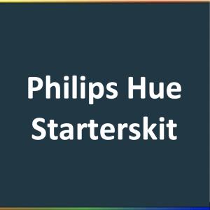 Philips Hue starterspakket